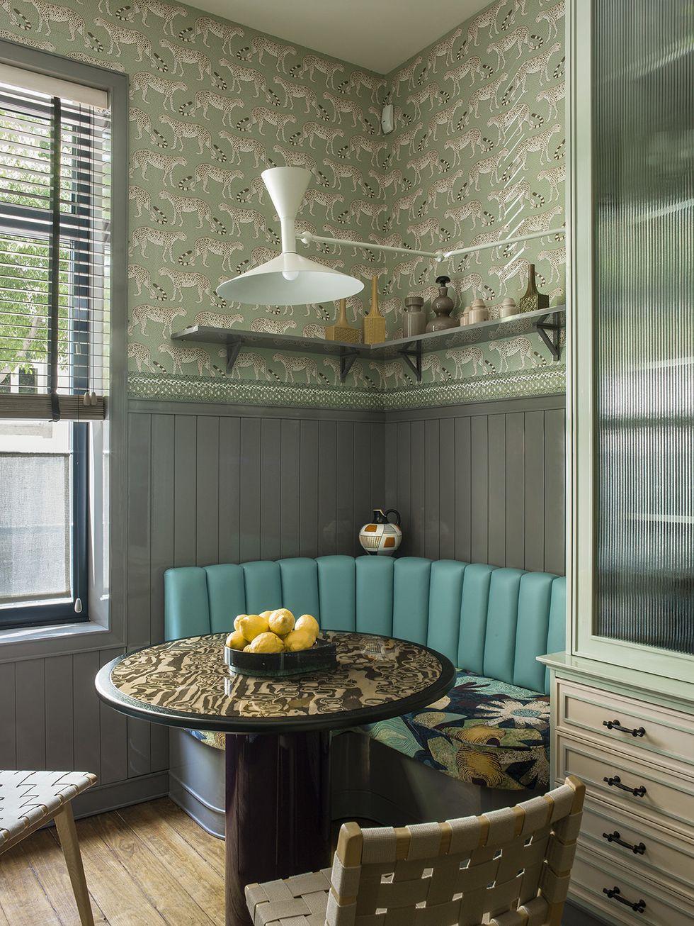 Elegancia divertida en una casa de los años 30 de Oporto