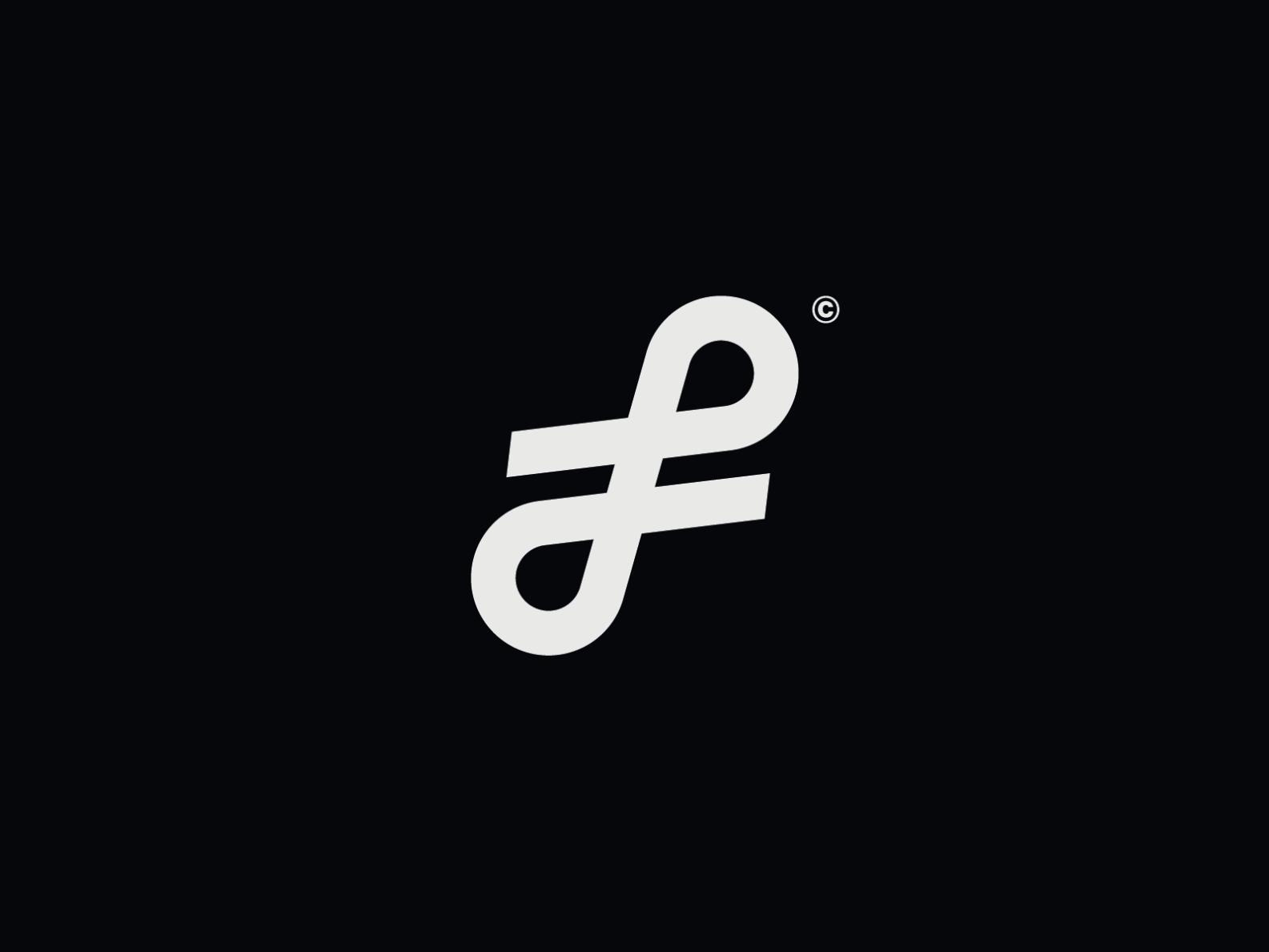 Ww006 Letter F Logo Lettering Letter Logo Design Logo Design
