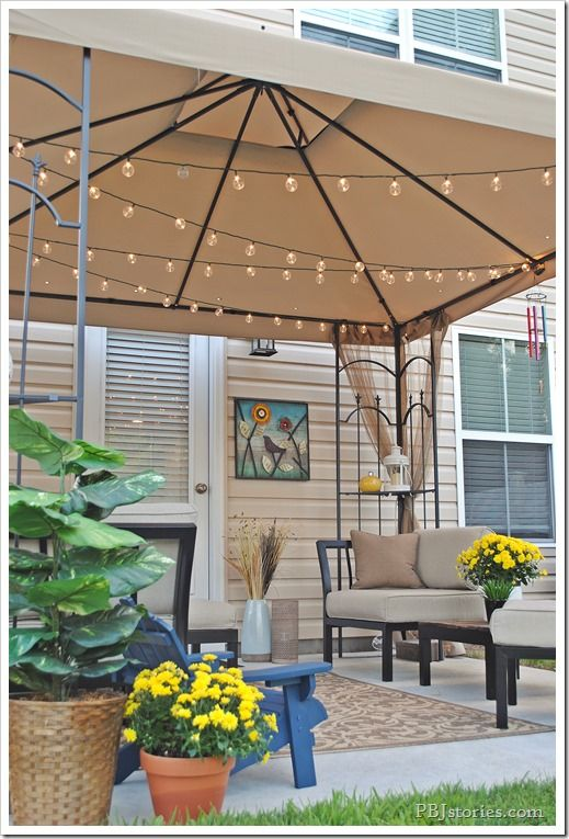 Patio Umbrella Accessories Replacement: Outdoor Accessories For Patio Space