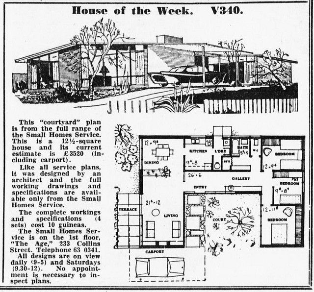 https://flic.kr/p/7prkat | V340 | The Age  - House of the Week