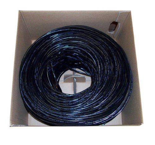 New 1 000 Ft Cat6 Ethernet Cable Wire 1 000ft Cat 6 Waterproof Outdoor Direct Burial Underground Vivo Vivo Ethernet Cable Cable Wire Waterproof Outdoor