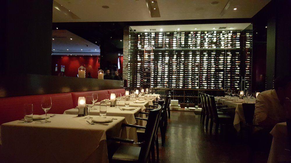 Red The Steakhouse Miami Beach Fl United States Lugar De Moda Magníficas