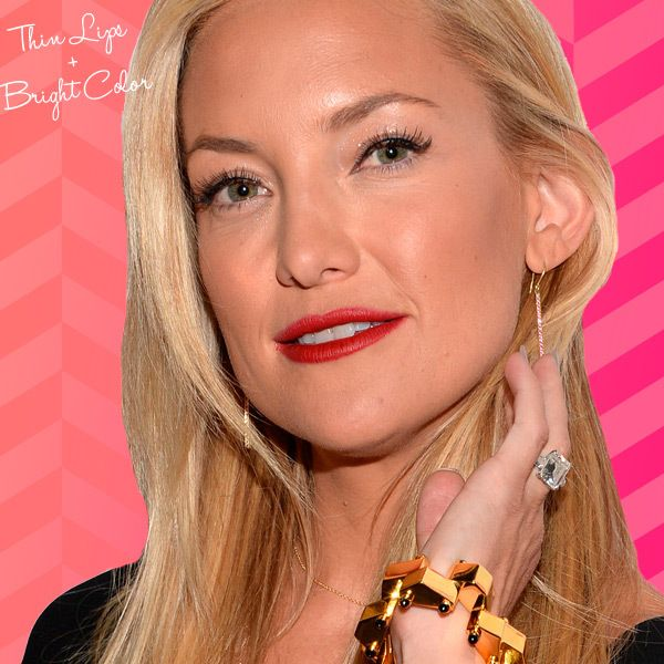 Break Makeup Rules Youbeauty Com Kate Hudson Broken Makeup