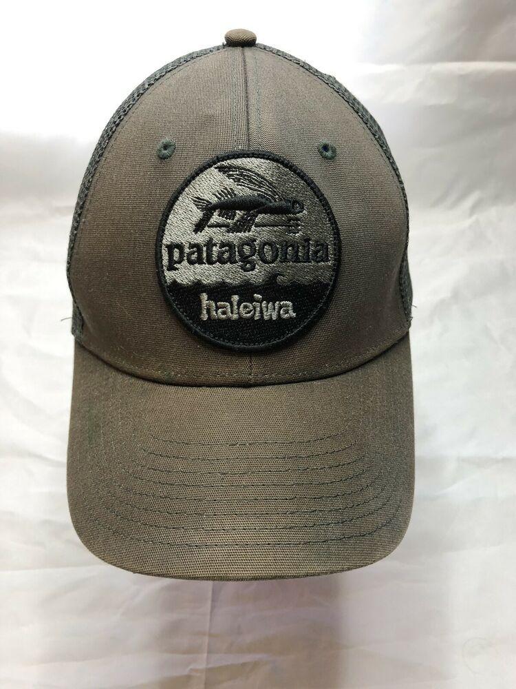 347886e2f21dd Patagonia Haleiwa Hat Devil Fish Snapback Trucker Mesh  Patagonia   TruckerHat