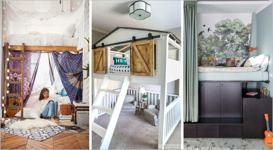 Ambiance Deco Chambre Ado Garcon 2020 Home Decor Loft Bed Bed
