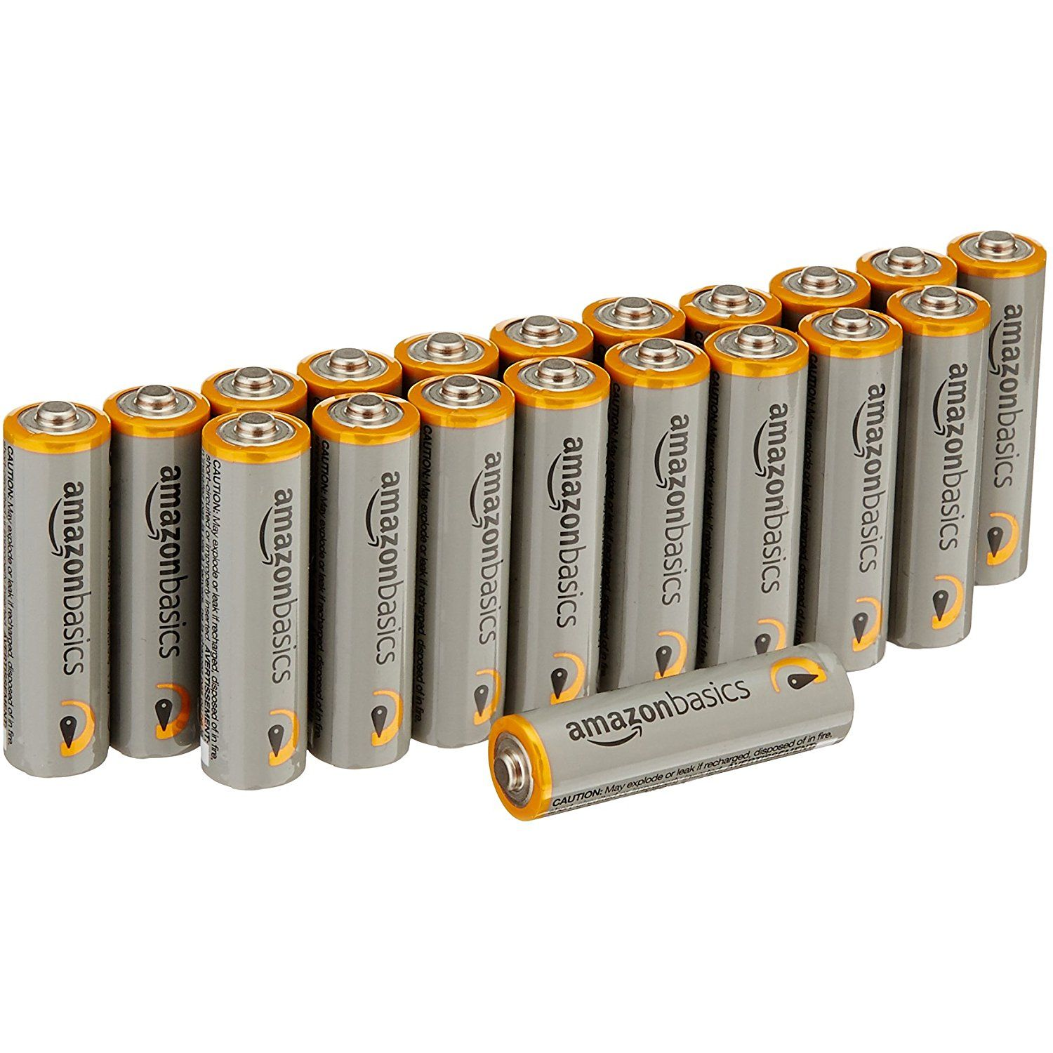 Amazonbasics Aa Performance Alkaline Batteries 20 Pack Packaging May Vary Check Out This G Alkaline Battery Battery Pack Rechargeable Batteries