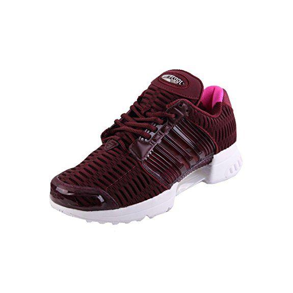 adidas Clima Cool 1 W Maroon Maroon Pink 42   Sneaker Women   Damen ... 73bc8fbe45