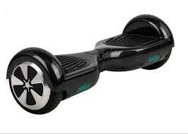 Hoverboard noir (Bezons, ville : bezons, département :Ile de france)