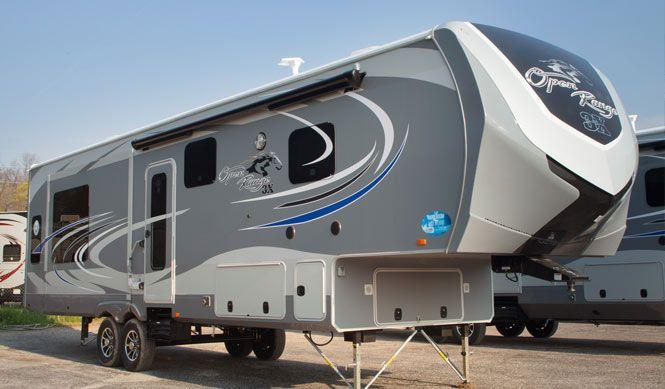 Rv Dealers In Ohio >> Open Range 3x 349rls Fifth Wheel For Sale All Seasons Rv