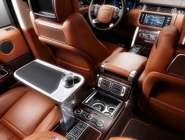 2016 Lexus LX 570 Facelift Interior