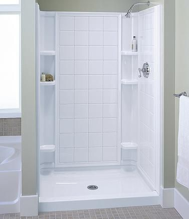 Bon Sterling Accord Shower Stall 48