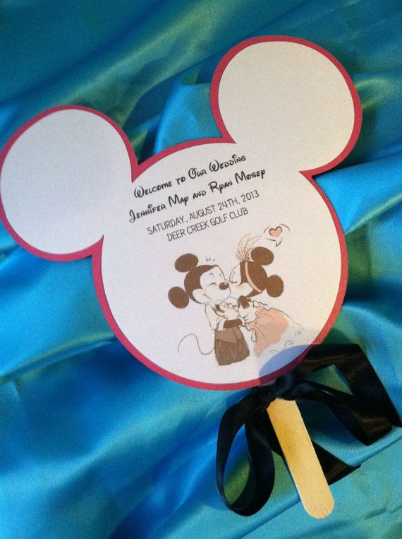 Mickey Mouse Wedding Favors | favorite favorited like this item add ...