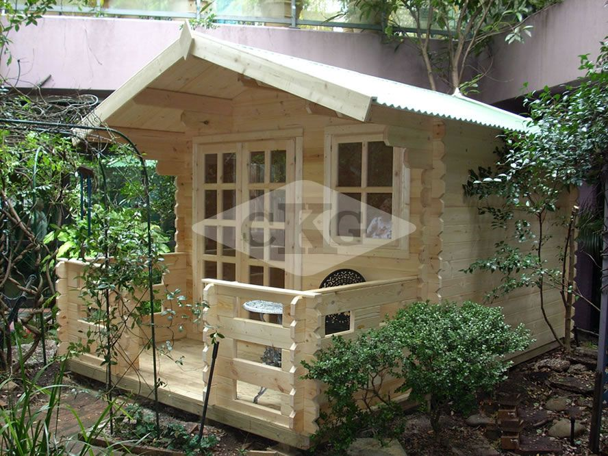 Diy kit log cabins kit homes backyard sheds farm sheds for Backyard cabins granny flats