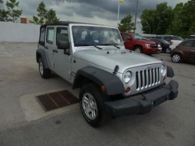 2010 Jeep Wrangler Unlimited Sport 2010 Jeep Wrangler 2010 Jeep