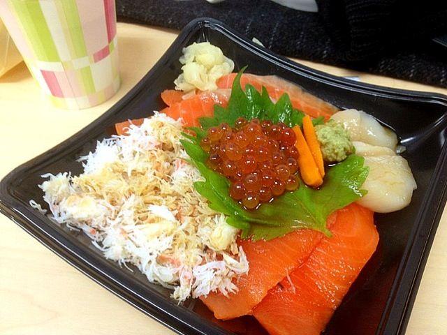 レシピとお料理がひらめくSnapDish - 8件のもぐもぐ - 北海ちらし by chan mitsu