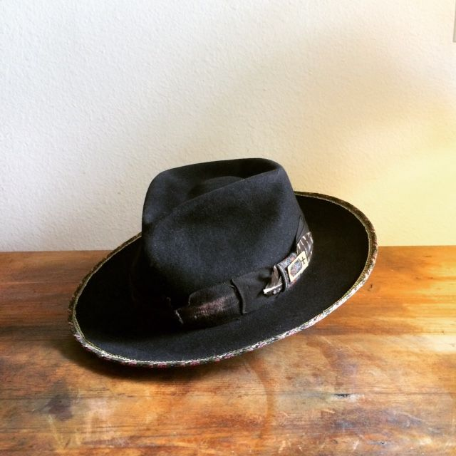 061e16c5 READY TO WEAR — GHOSTTOWN HATS   Hats in 2019   Hats, Custom hats ...