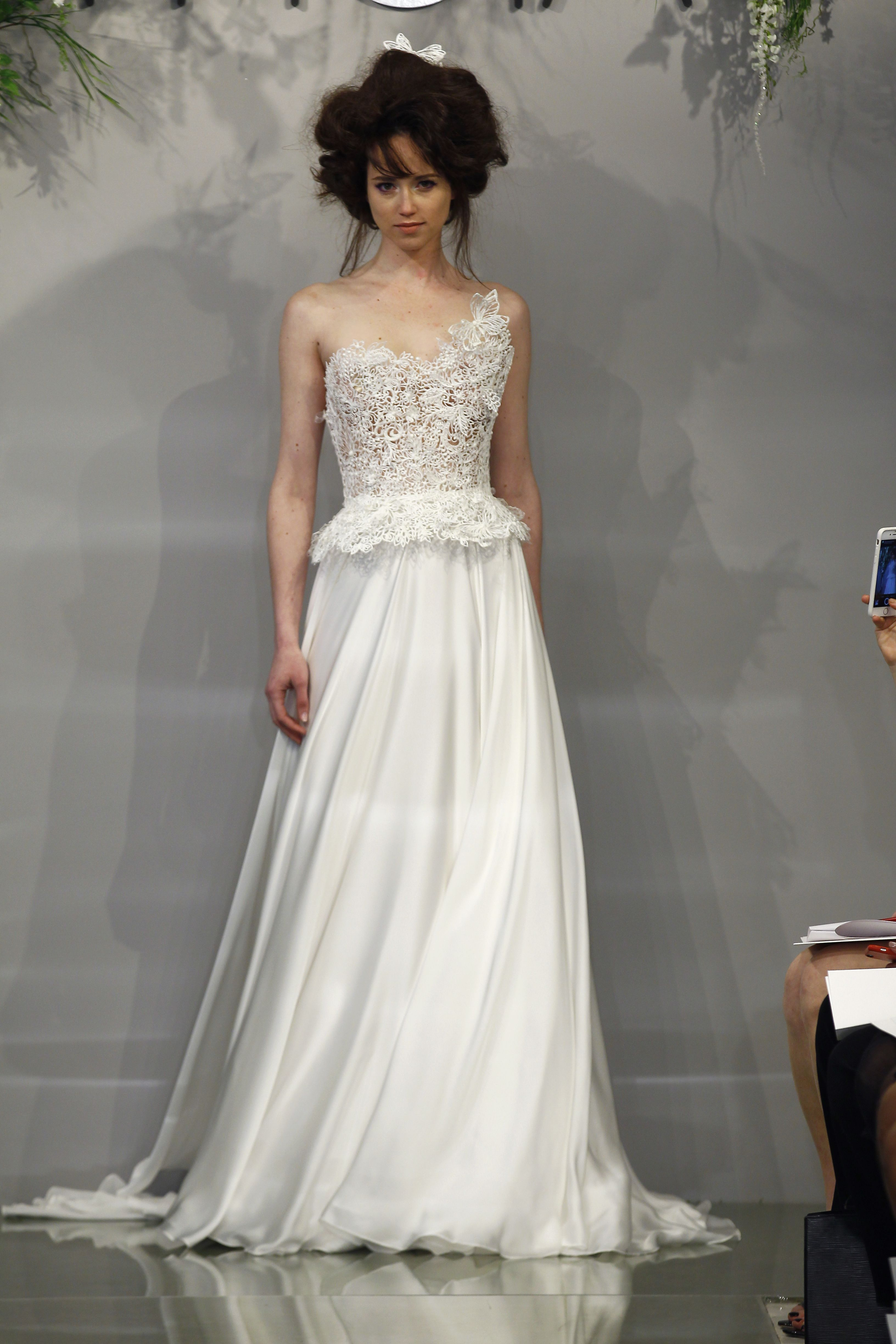High fashion wedding dress  The Best in Spring Bridal Gowns  Bridal gowns Gowns and Beautiful