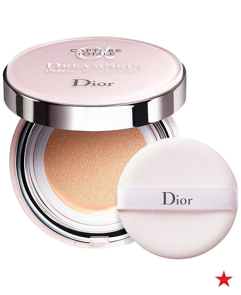 Dior Capture Totale Dreamskin Perfect Skin Cushion Broad Spectrum Spf 50 0 5 Oz Reviews Foundation Beauty Macy S Dior Cosmetics Dior Capture Totale Dior Beauty