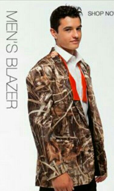 Boyens Camouflage Vest Ties And Formals For Prom Weddings Wedding Homecoming