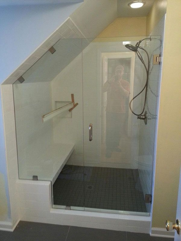Frameless Shower Doors With Images Frameless Shower Doors
