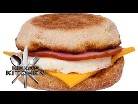 Best breakfast options at mcdonald& 39