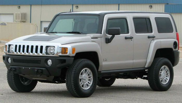 2017 Hummer H3 Is The Featured Model The 2017 Hummer H3 Silver Image Is Added In Car Pictures Category By The Author On Apr 10 2 Hummer Cars Hummer H3 Hummer