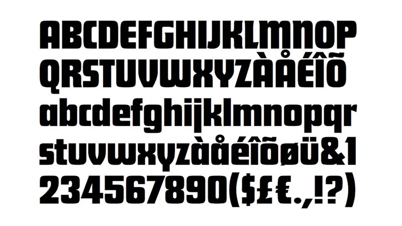 My Hero Academia Font Download All Your Fonts My Hero Academia My Hero Download Fonts