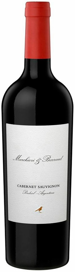 Marchiori Barraud Cabernet Sauvignon 2013 2014 Marchiori Barraud Wines Terroir Perdriel Malbec Rotulos De Vinho Marchiori