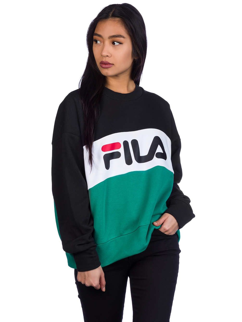 5342896405 Fila Leah Crew Sweater online kaufen bei in 2019 | Clothes ...