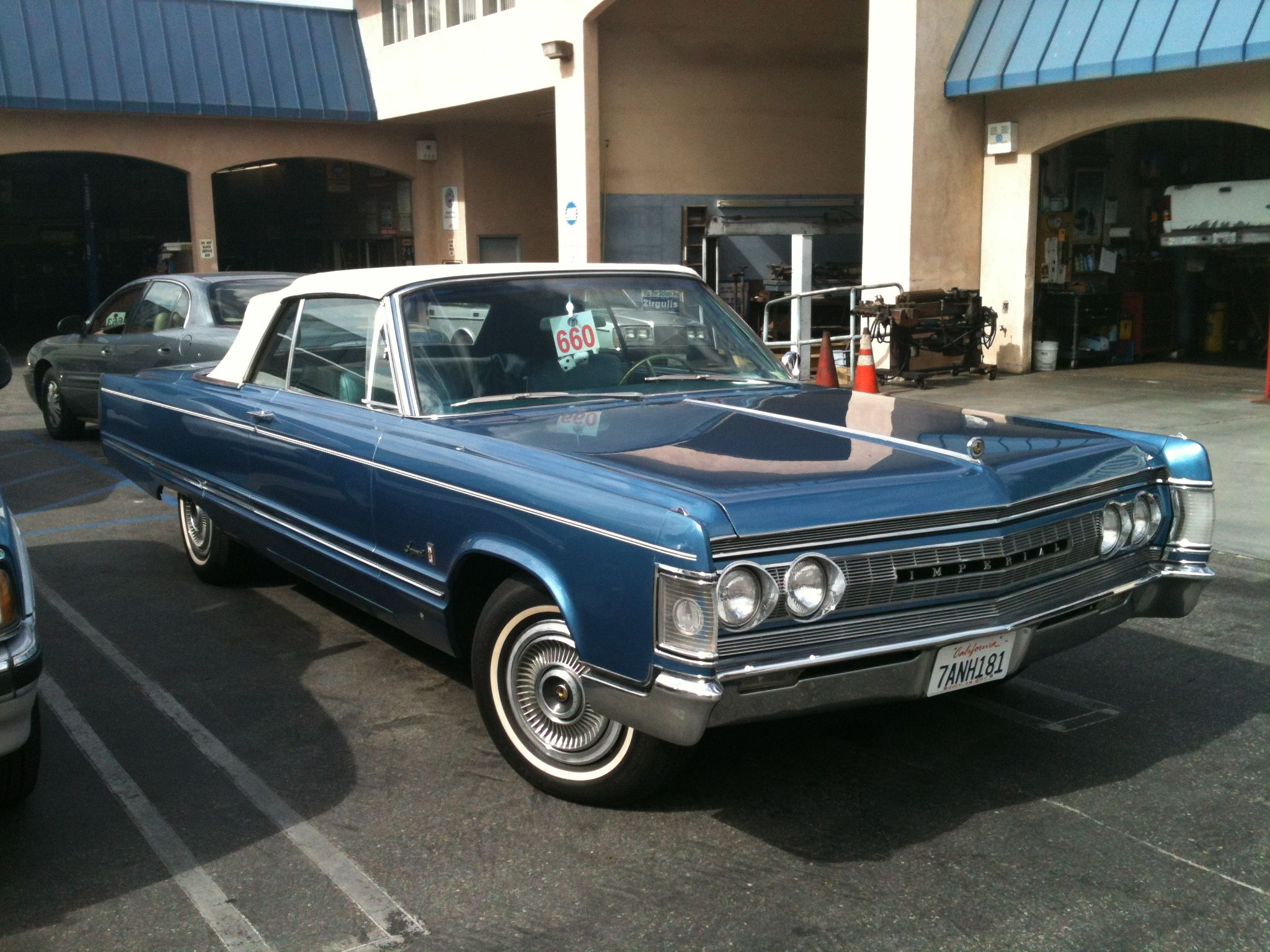 1967 Imperial Crown Convertible ☆。☆。JpM ENTERTAINMENT