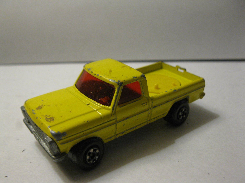 1973+Matchbox+/+Lesney+RolAMatics+57+Wild+Life+Truck+