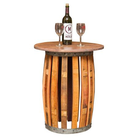 Found it at Wayfair - Stave & Hoop End Table in Natural