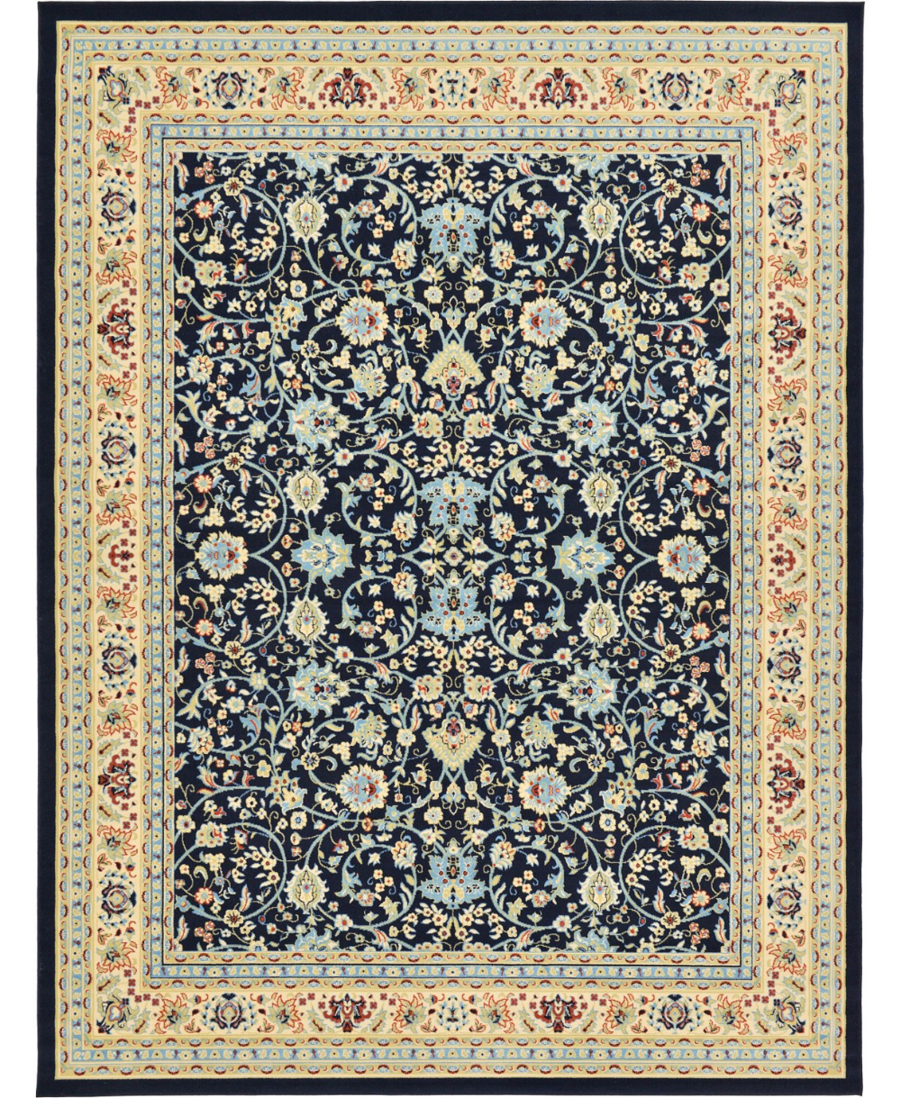 Bridgeport Home Arnav Arn1 Navy Blue 9 10 In 2020 Area Rugs Furniture For Small Spaces Animals For Kids
