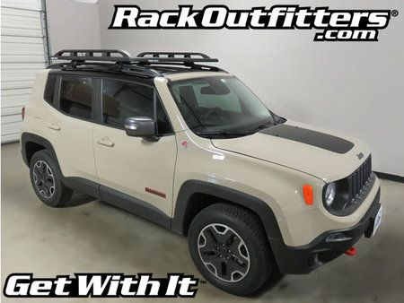 Jeep Renegade Rhino Rack Pioneer Sx Platform And Side Rails 15 Jeep Renegade Jeep Renegade