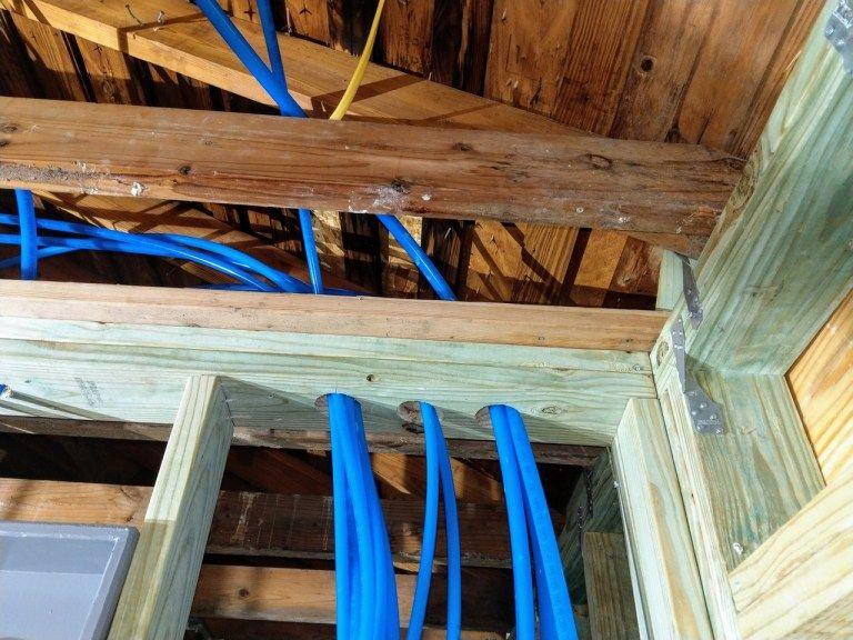 Sanity Saving Pex Manifold Installation Tips In 2020 Pex Plumbing Pex Tubing Diy Plumbing