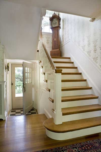Colonial Revival Home Tour Photos By Eric Roth Old