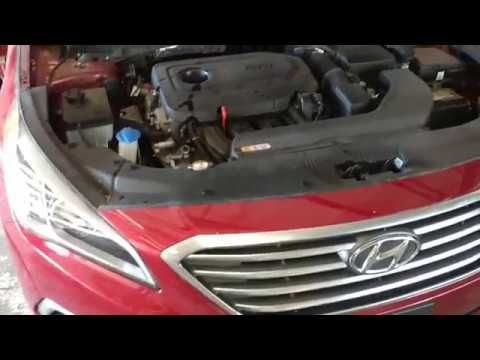 Nice Hyundai Sonata Oil Change