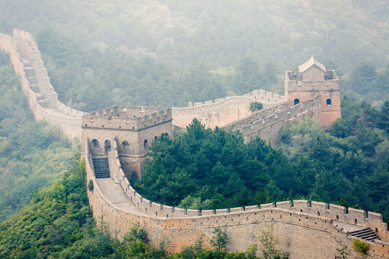 Elaborating On The History And Timeline Of The Great Wall Of China