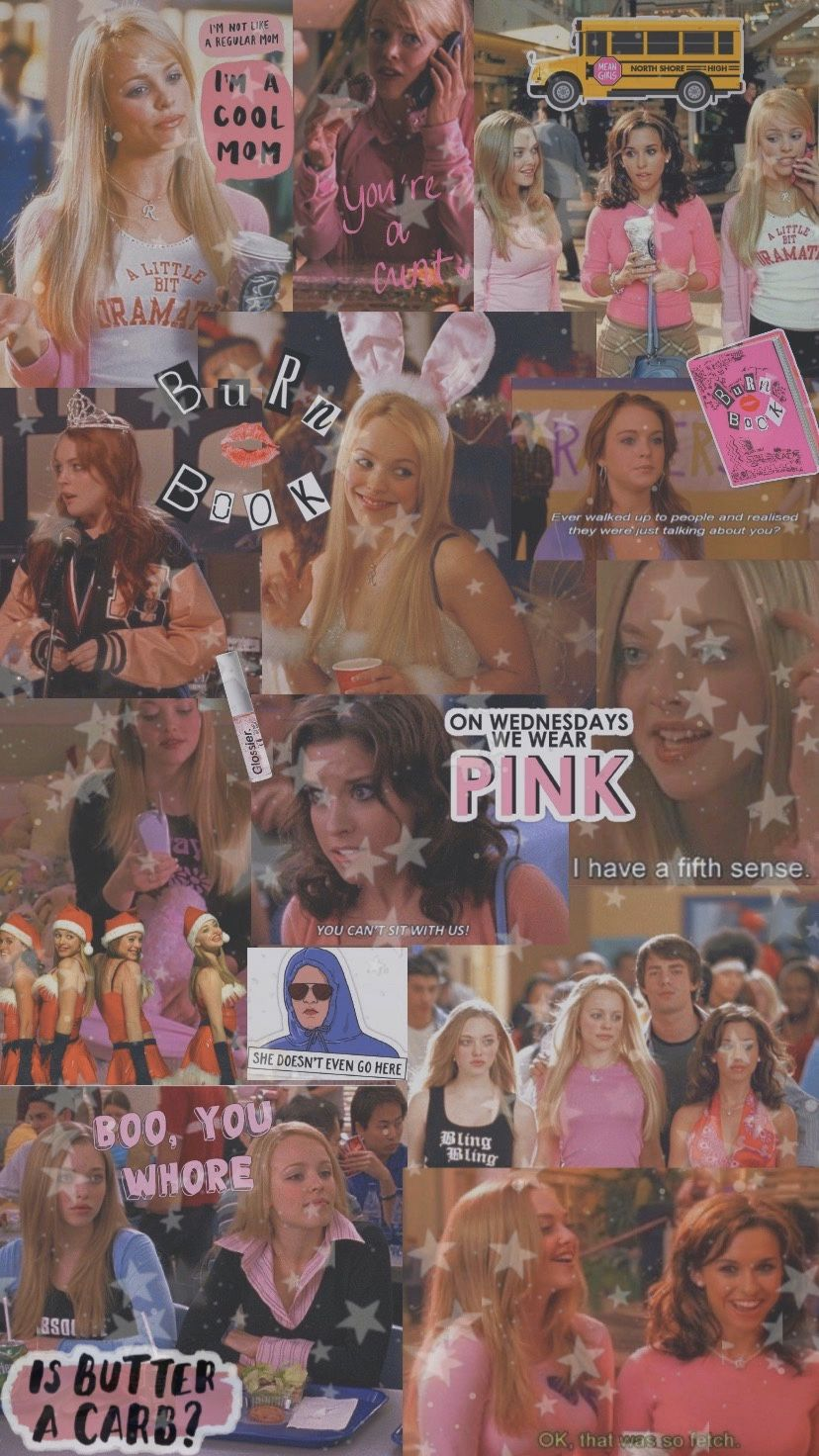 Mean Girls wallpaper!