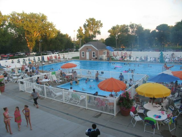4th Of July Celebration Field Club Of Omaha Outdoor Pool Club Outdoor