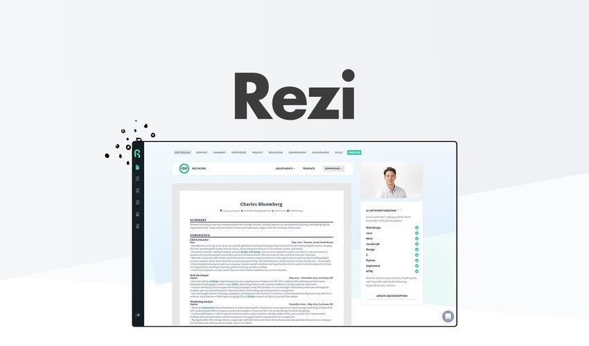 Free build your resume the smarter and faster way with ai