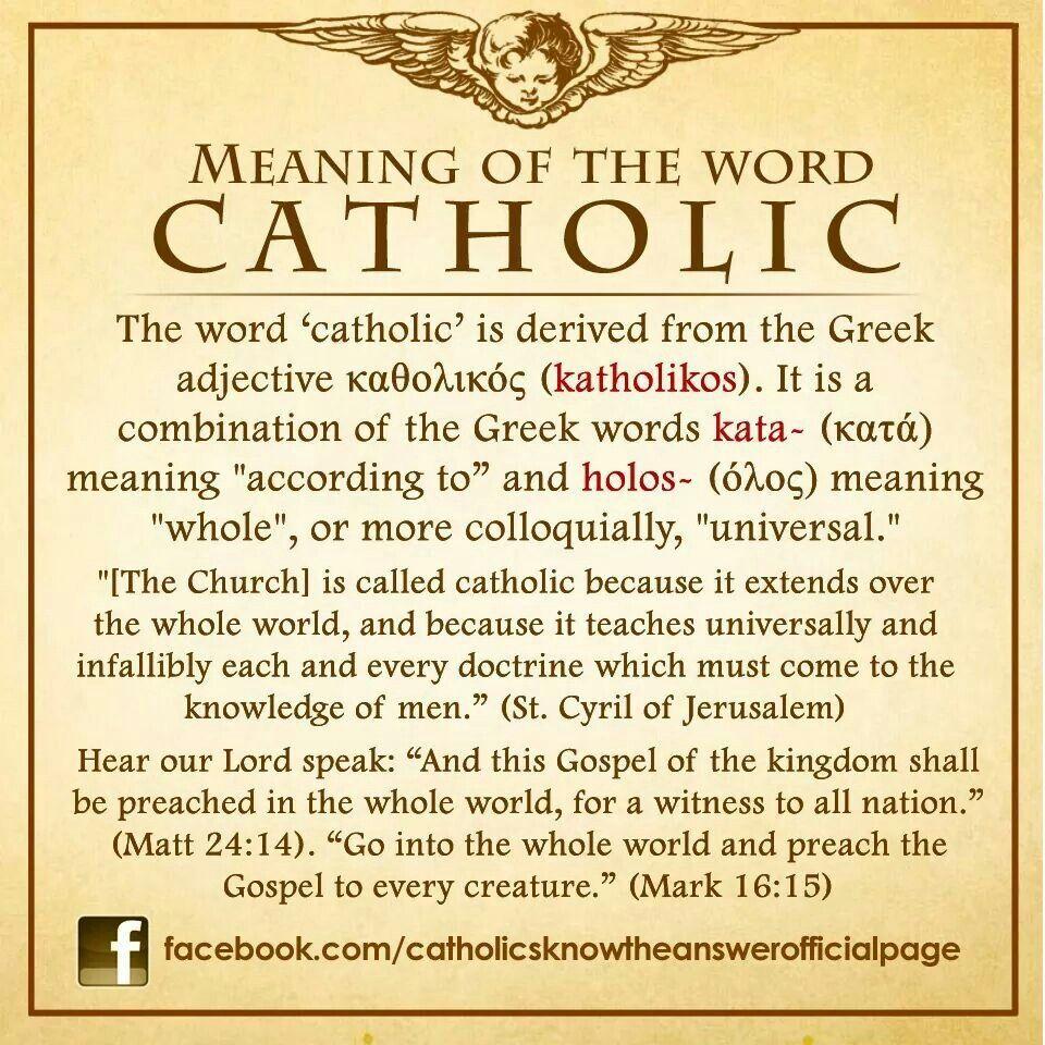 Pin on Always Catholic