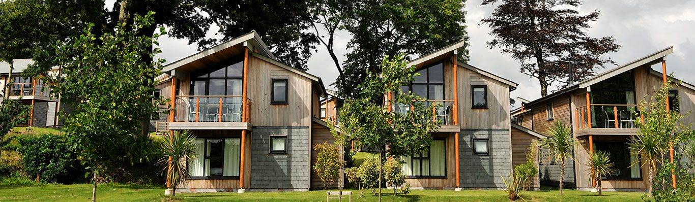 Luxury Holiday Homes Self Catering At The Cornwall Hotel Spa And Estate
