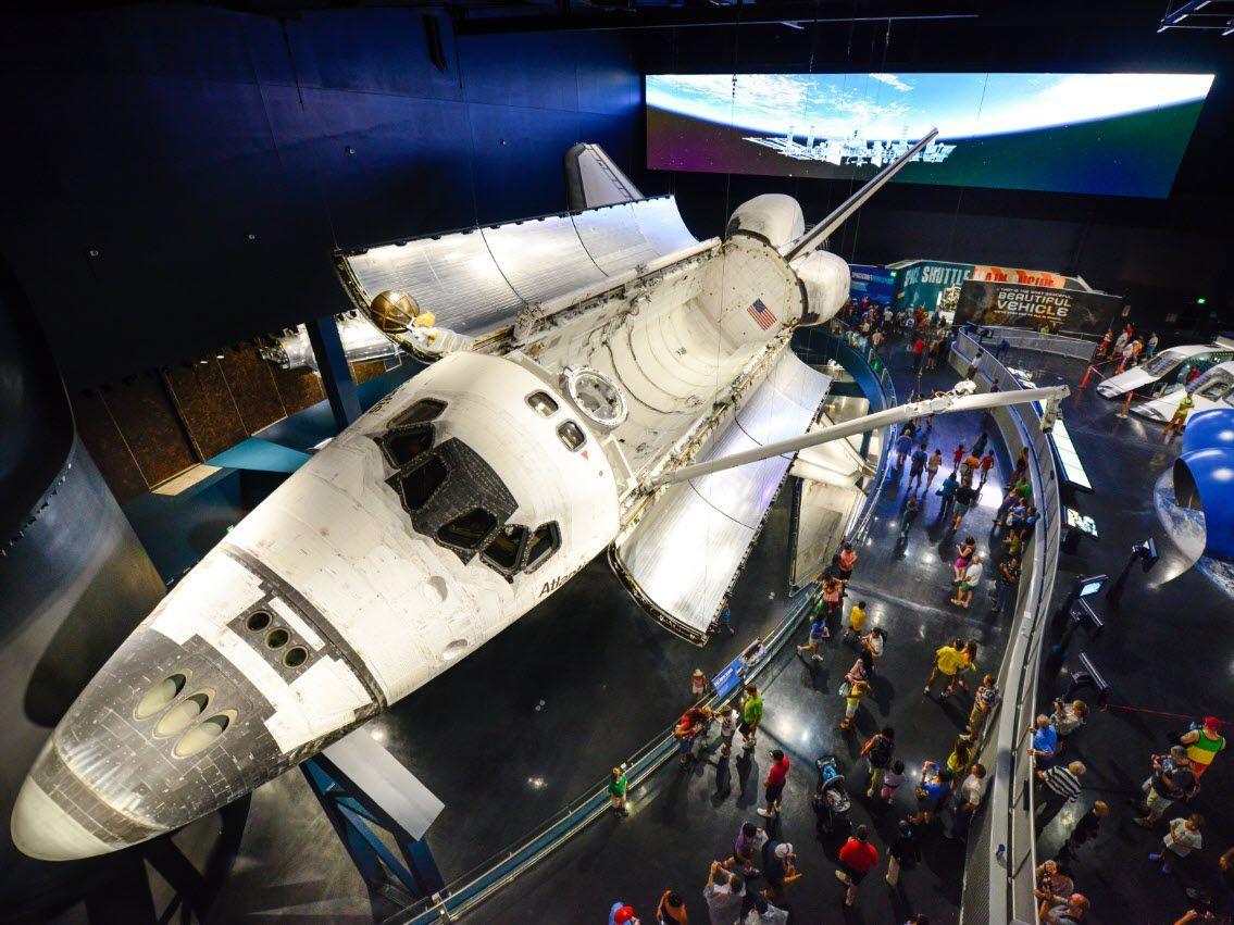 7 Dinge, die Sie im Kennedy Space Centre auf keinen Fall verpassen sollten