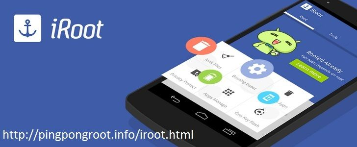 iRoot download is the best one click freewares in order to