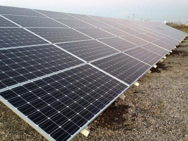 75 320 Watt Ground Mounted Solar Panels Solar Roof Solar Panel Solar Electric