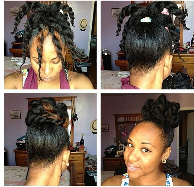 ways to style relaxed hair 29 awesome new ways to style your hair hair 3854