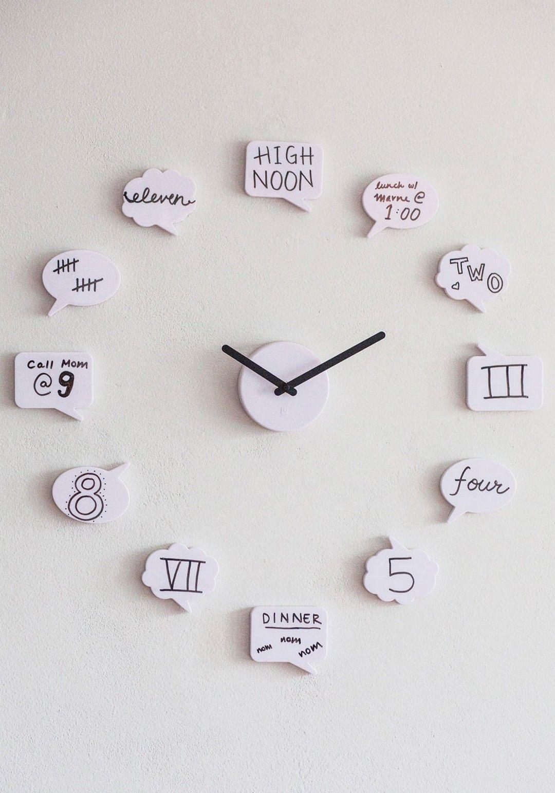 41 Astonishing Diy Wall Clock Ideas In 2020 Diy Clock Wall Wall Clock Design Easy Room Decor