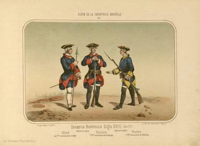 Albun de la Infanteria de España