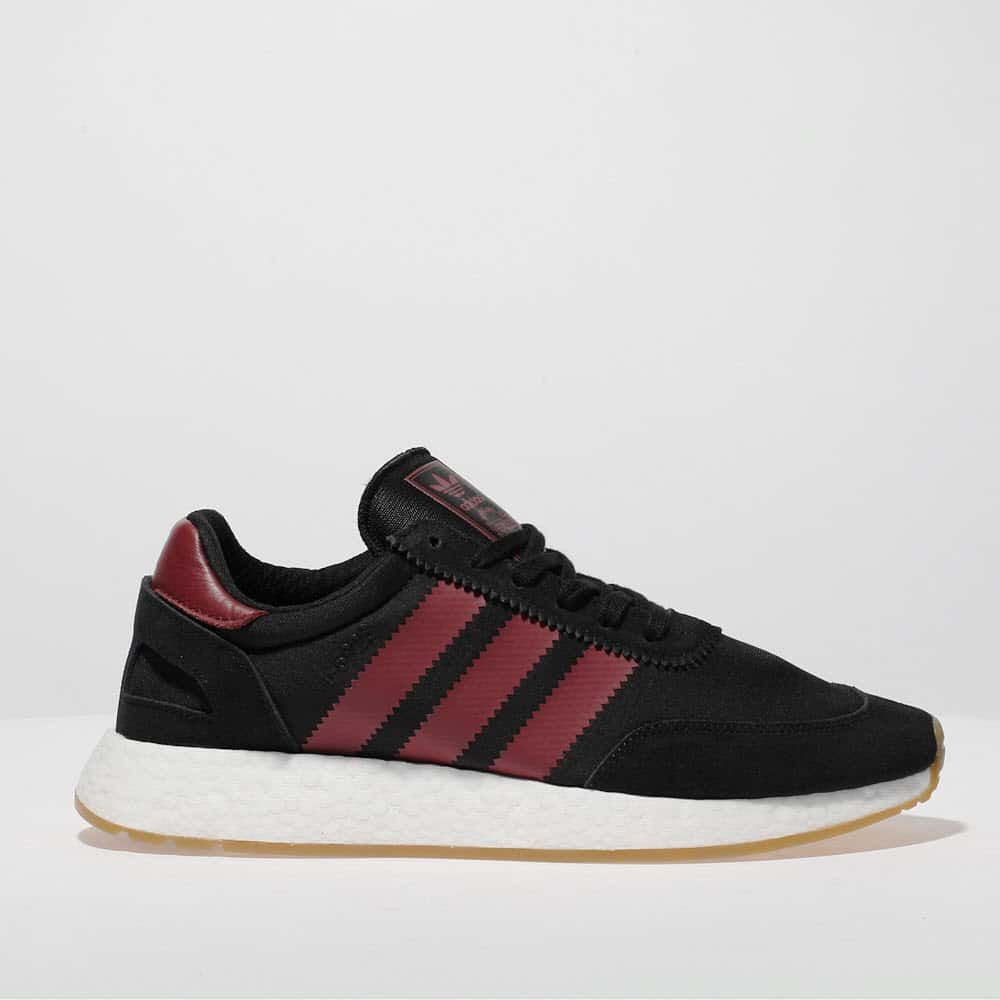 mens black & red adidas i 5923 trainers | schuh | Shoes in